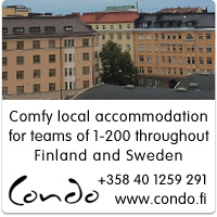 www.condo.fi <br>Condo <br>Flexible local project accommodation throughout Finland and Sweden. Phone +358 40 1259 291